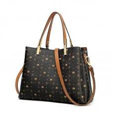 Business Elegant Handbag | Large Capacity Commuter Style Bag for Women