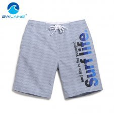 Men Beach Shorts | Quick Drying Men's Swimwear | Casual Boxers Men Bermudas