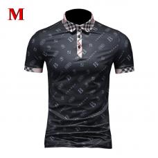 Men's Polo Summer Shirt | Slogan Letters Printed Shirt
