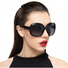Ladies Vintage Europien Retro Style HD Polarized Chic Sunglasses
