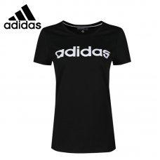 Original New Arrival  Adidas NEO W CE TEE Women's  T-shirts short sleeve Sportswear